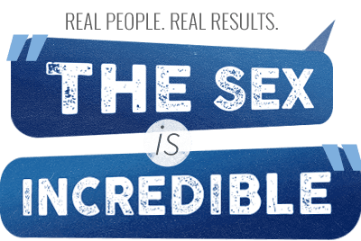 Sex Is Incredible